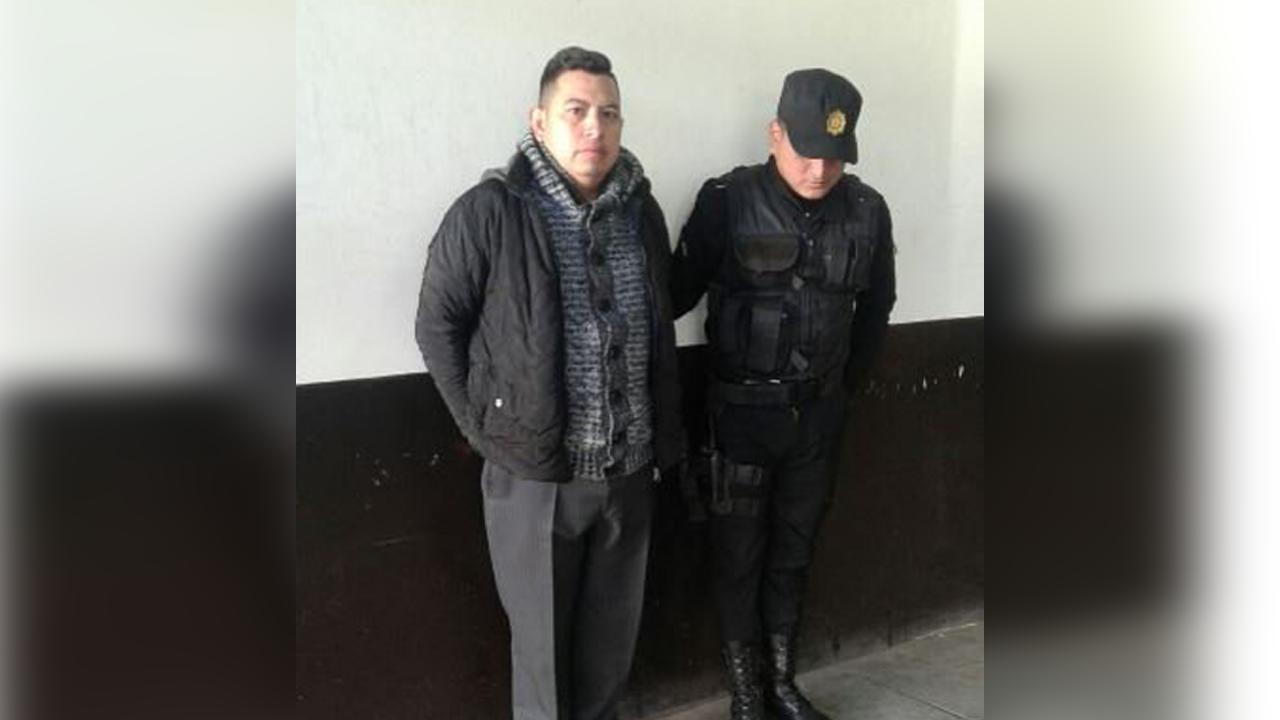 Pastor evangélico es capturado en Xela, en 2017 fue condenado por evasión fiscal