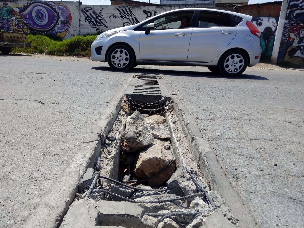 Empresa constructora tendrá que reparar rejilla del puente Los Batanes