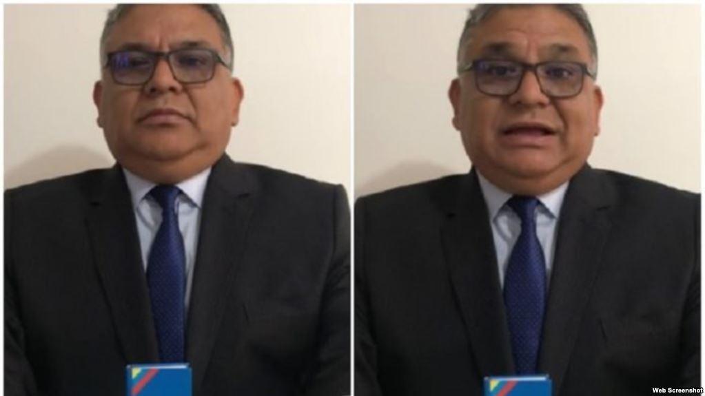 «Es hora de levantarnos»: exhorta general venezolano a militares en un video