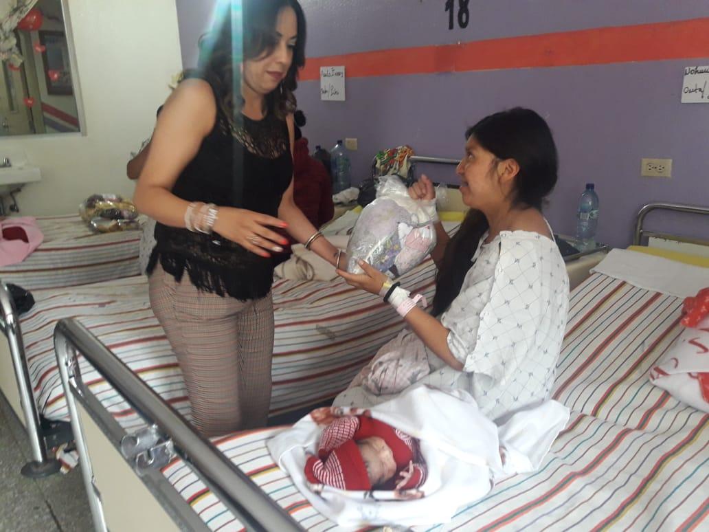 Bolsitas de Ternura les desea feliz día a las madres