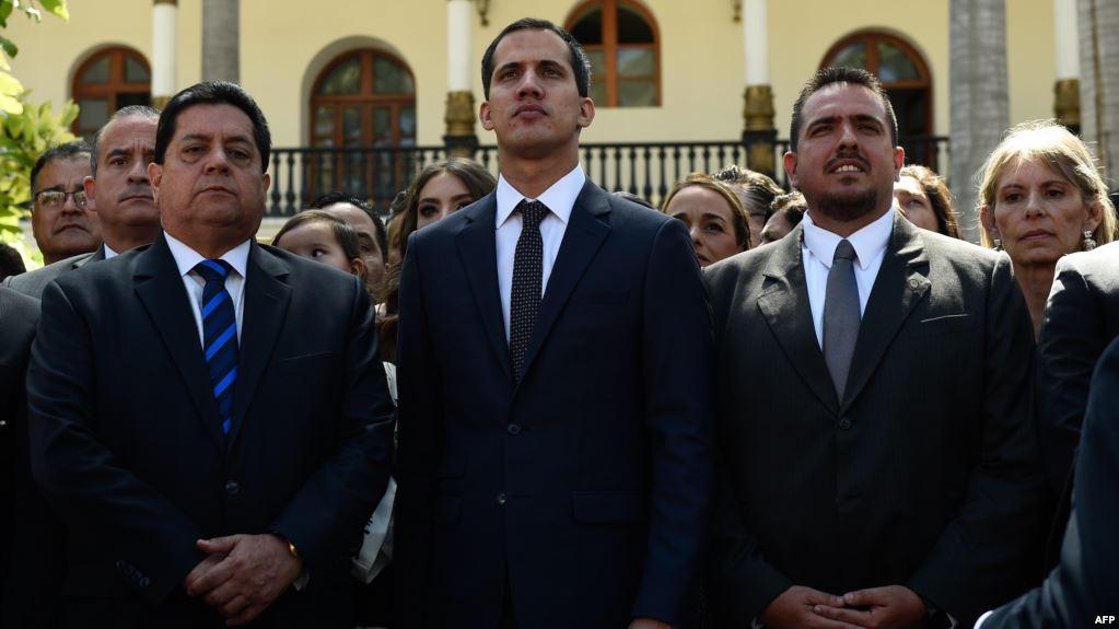Reacción internacional al arresto del vicepresidente de Asamblea Nacional de Venezuela