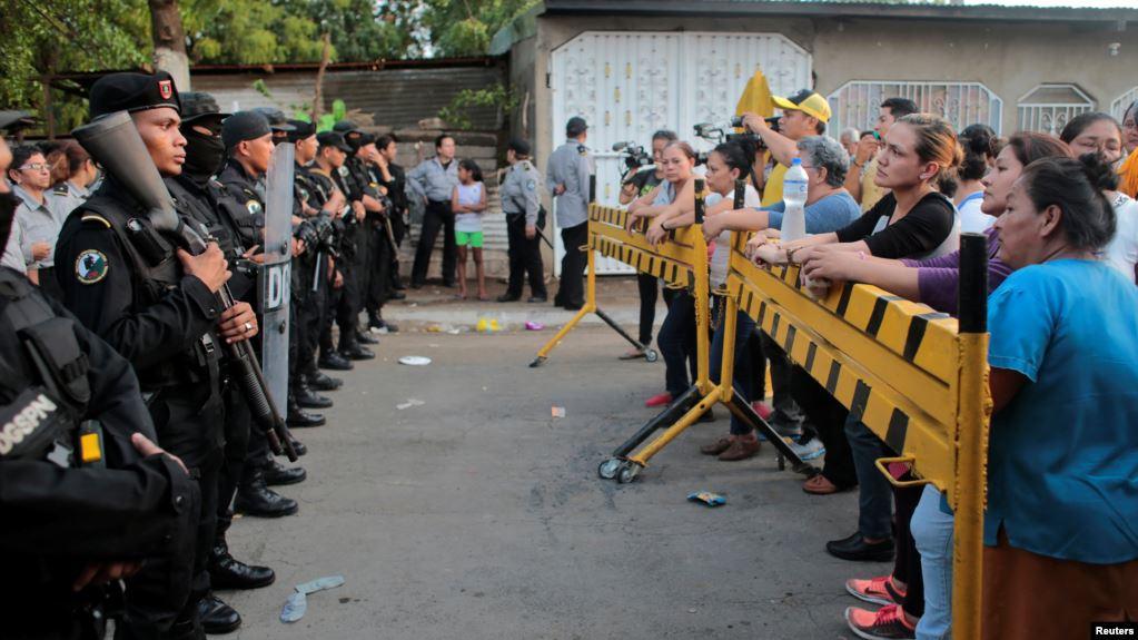 Un muerto y seis heridos en la cárcel Modelo en Nicaragua