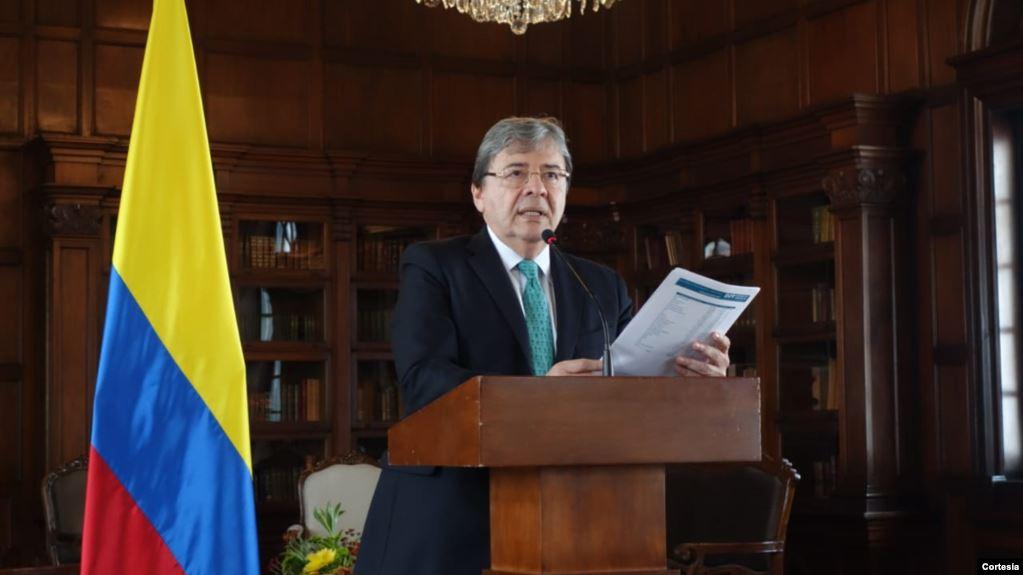 Colombia pide más ayuda internacional para atender crisis migratoria venezolana