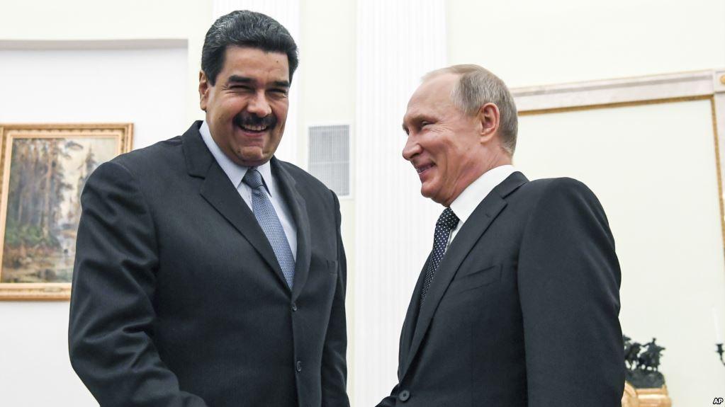 Arreaza dice que Maduro podría viajar a Rusia el próximo mes
