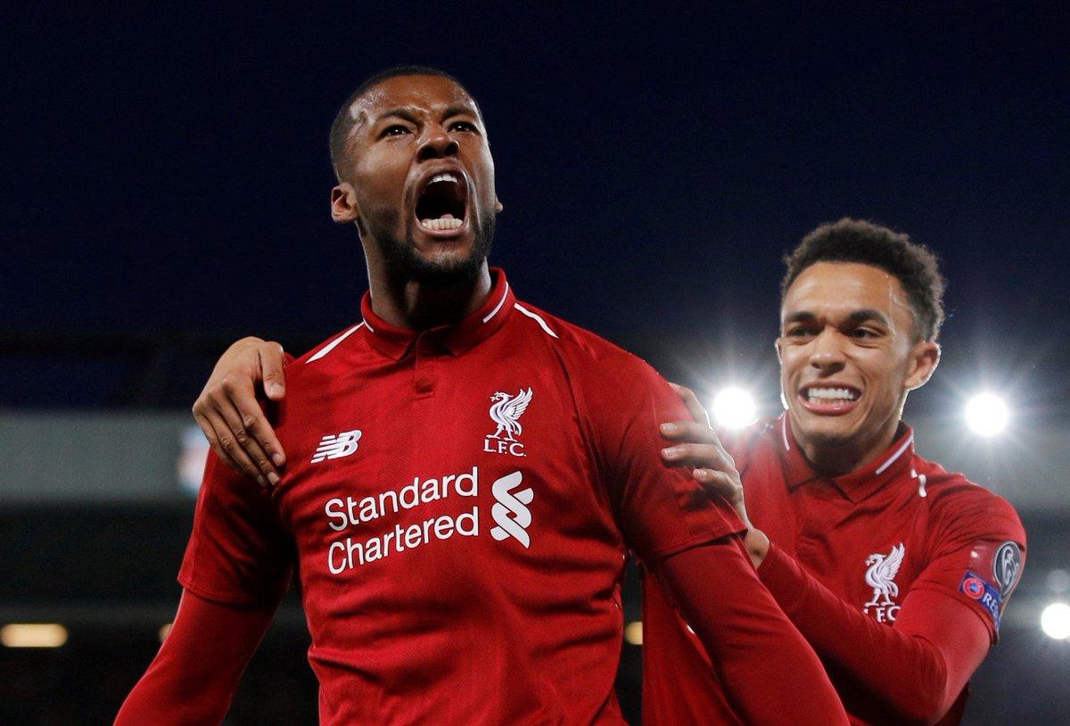 Liverpool golea al Barcelona y lo deja sin final de Champions