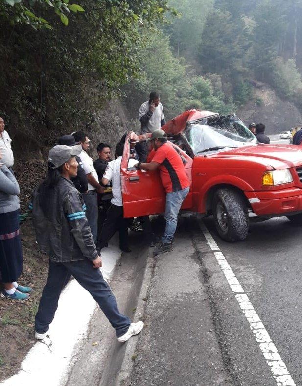 ¿Cuántos accidentes de tránsito van este año en la Interamericana?