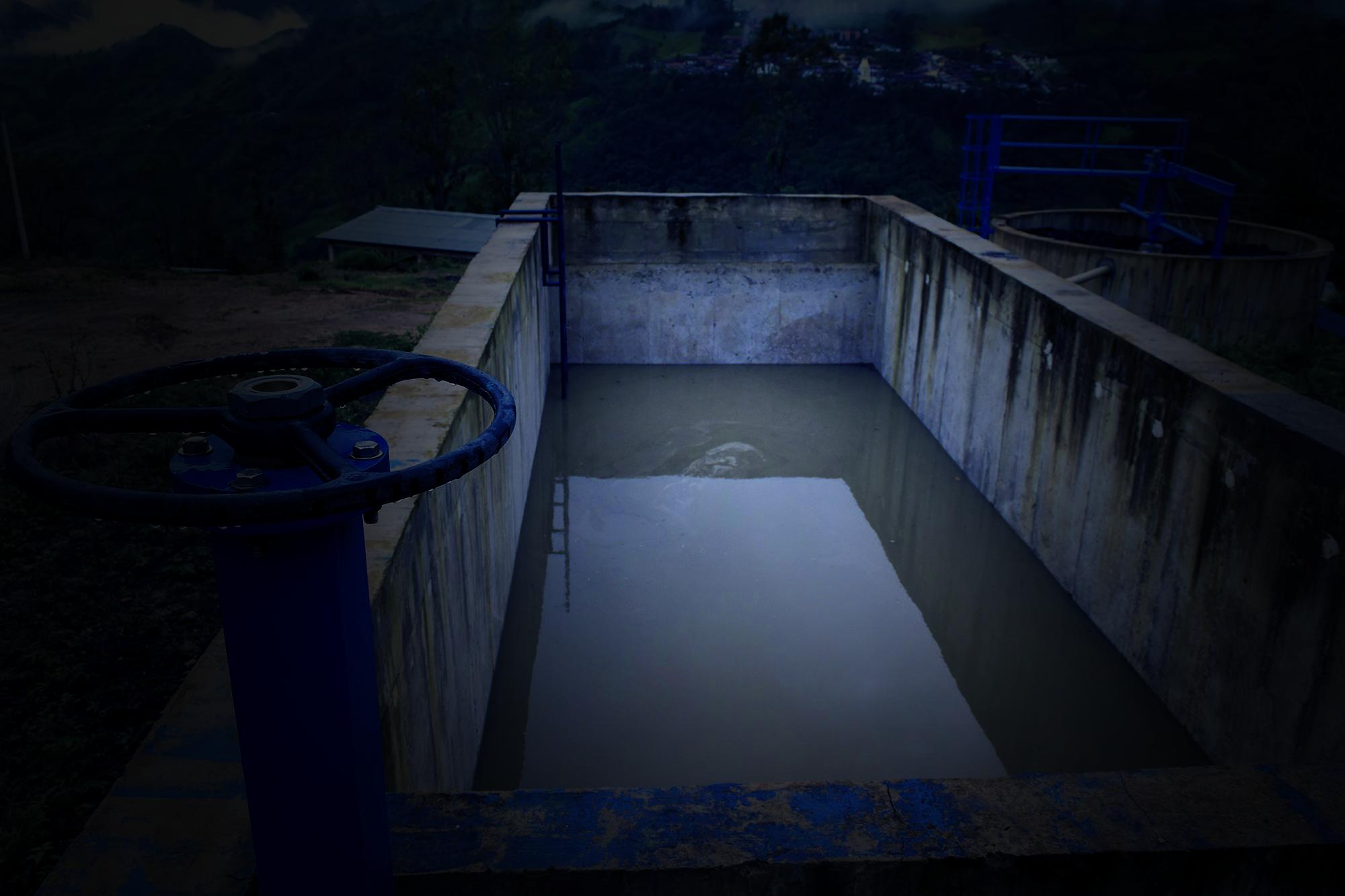 Desagradable hallazgo en planta de tratamiento ubicada en Sololá