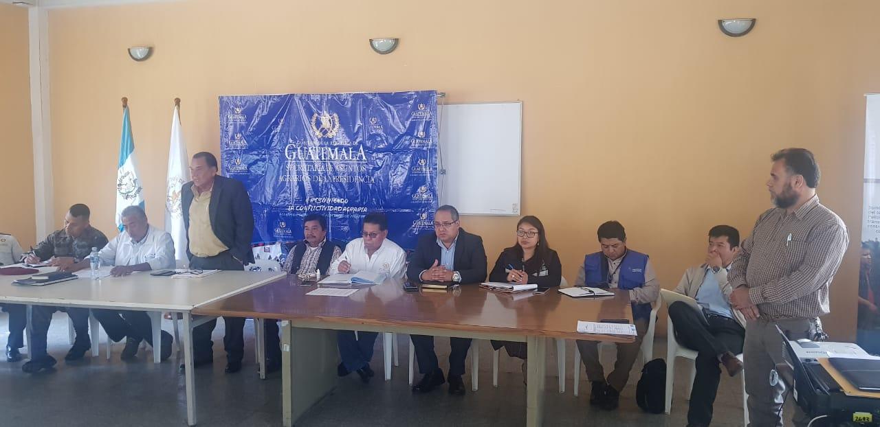 7 acuerdos a destacar entre los municipios de Nahualá y Sta. Catarina Ixtahuacán