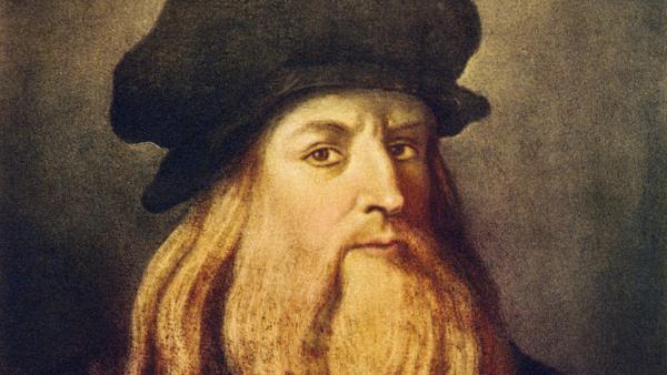 Leonardo da Vinci, el genio italiano que murió en Francia