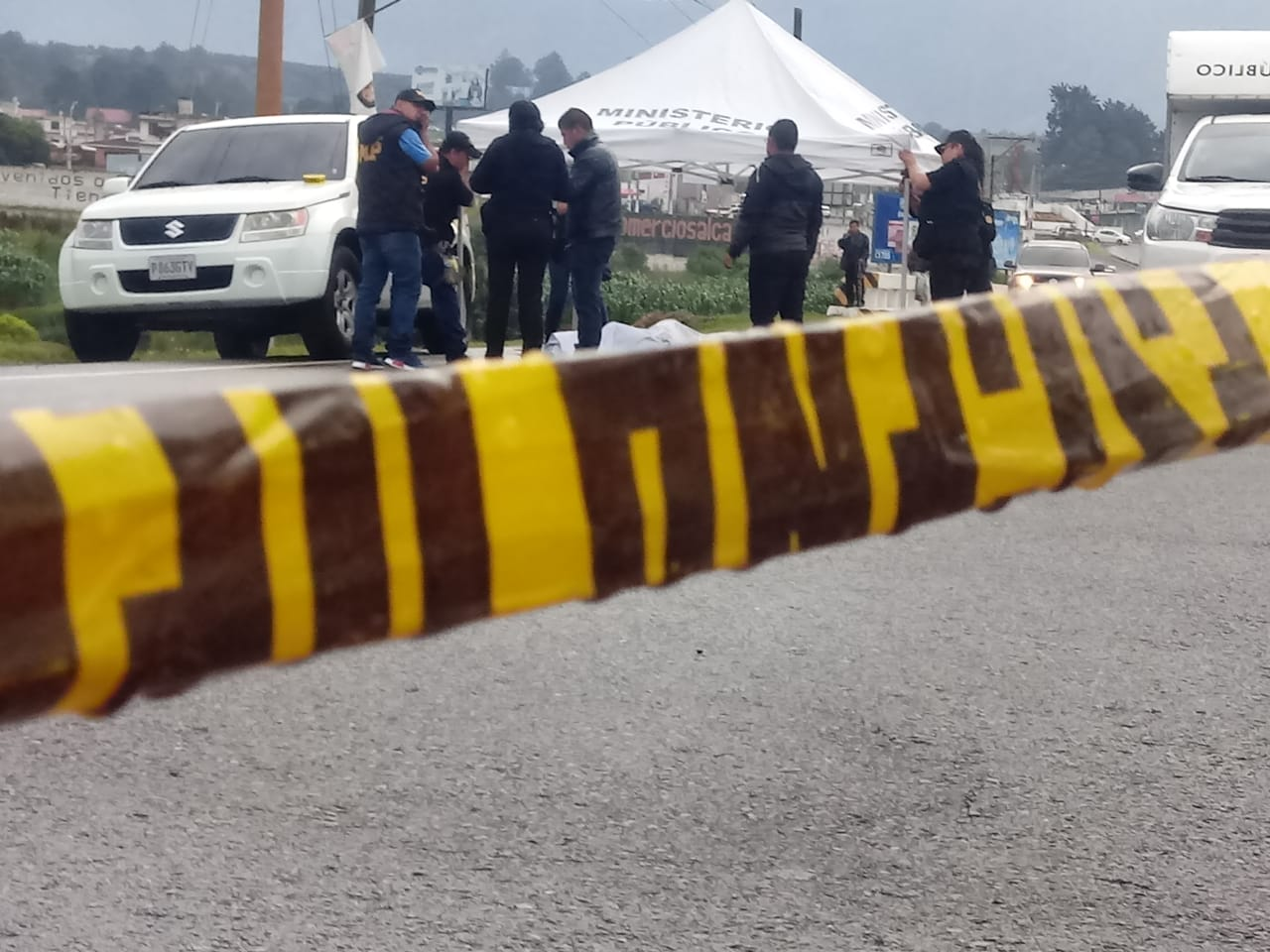 Asesinato de pareja en Salcajá sería por vínculos con el narcotráfico