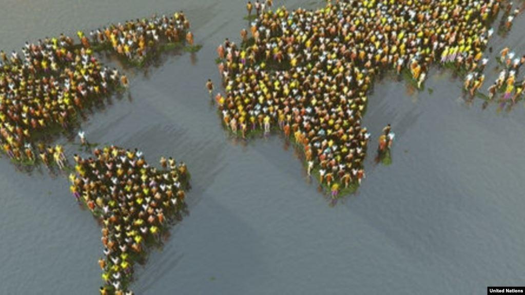 ONU: población mundial a 9 mil 700 millones para 2050