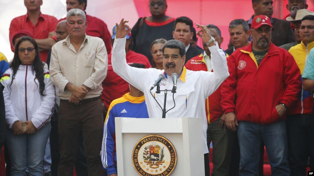 Exjefe del Sebin está en EE.UU.: «Maduro es la cabeza de una empresa criminal»