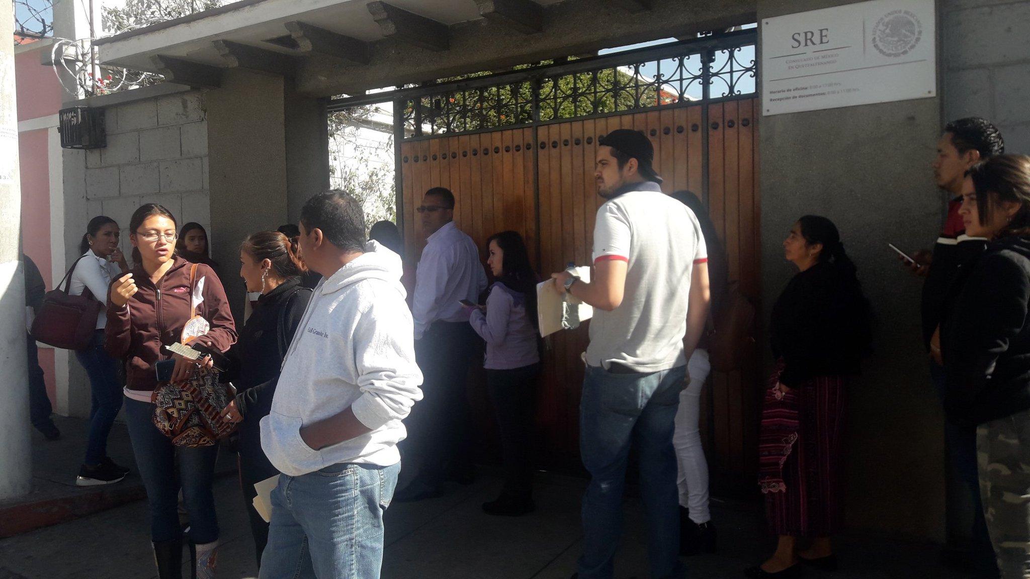Familiares llegan a Xela para repatriación de niña que murió en ruta a Estados Unidos