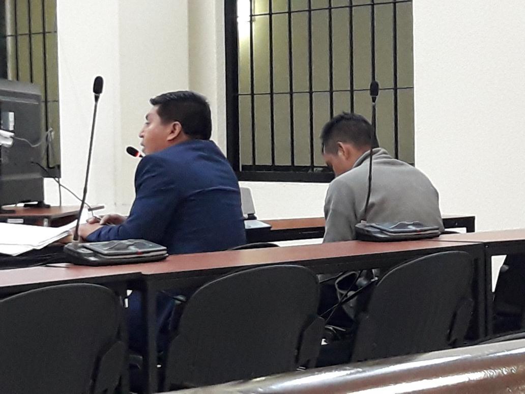 Condenado a seis años por extorsión