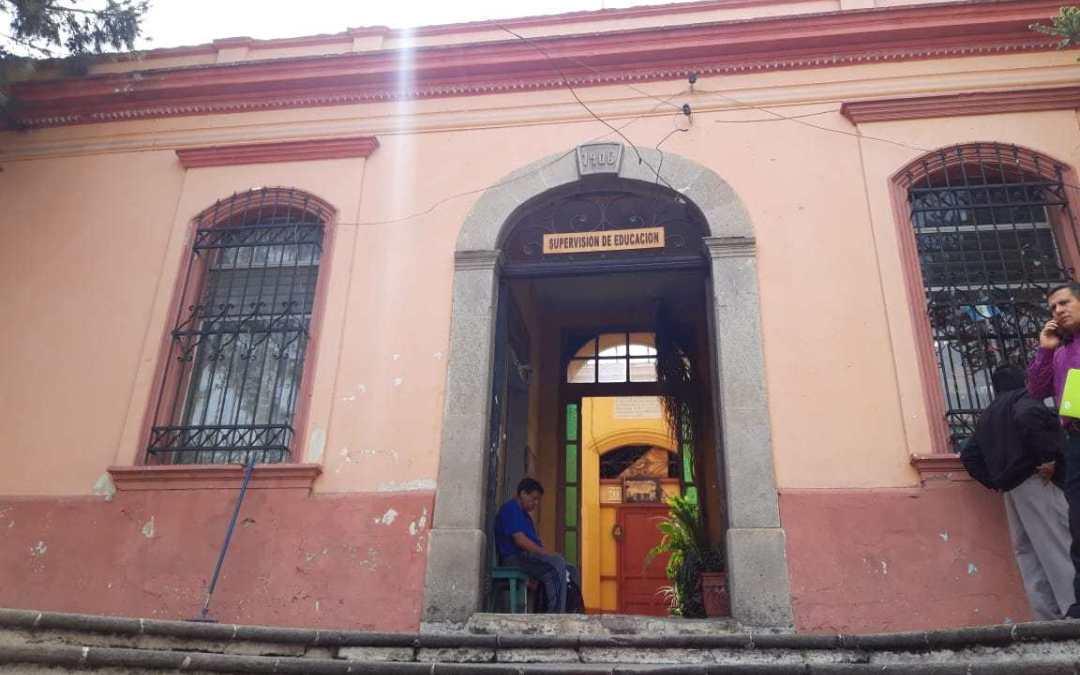 DIDEDUC solicita convenio de pago a la Municipalidad de Quetzaltenango