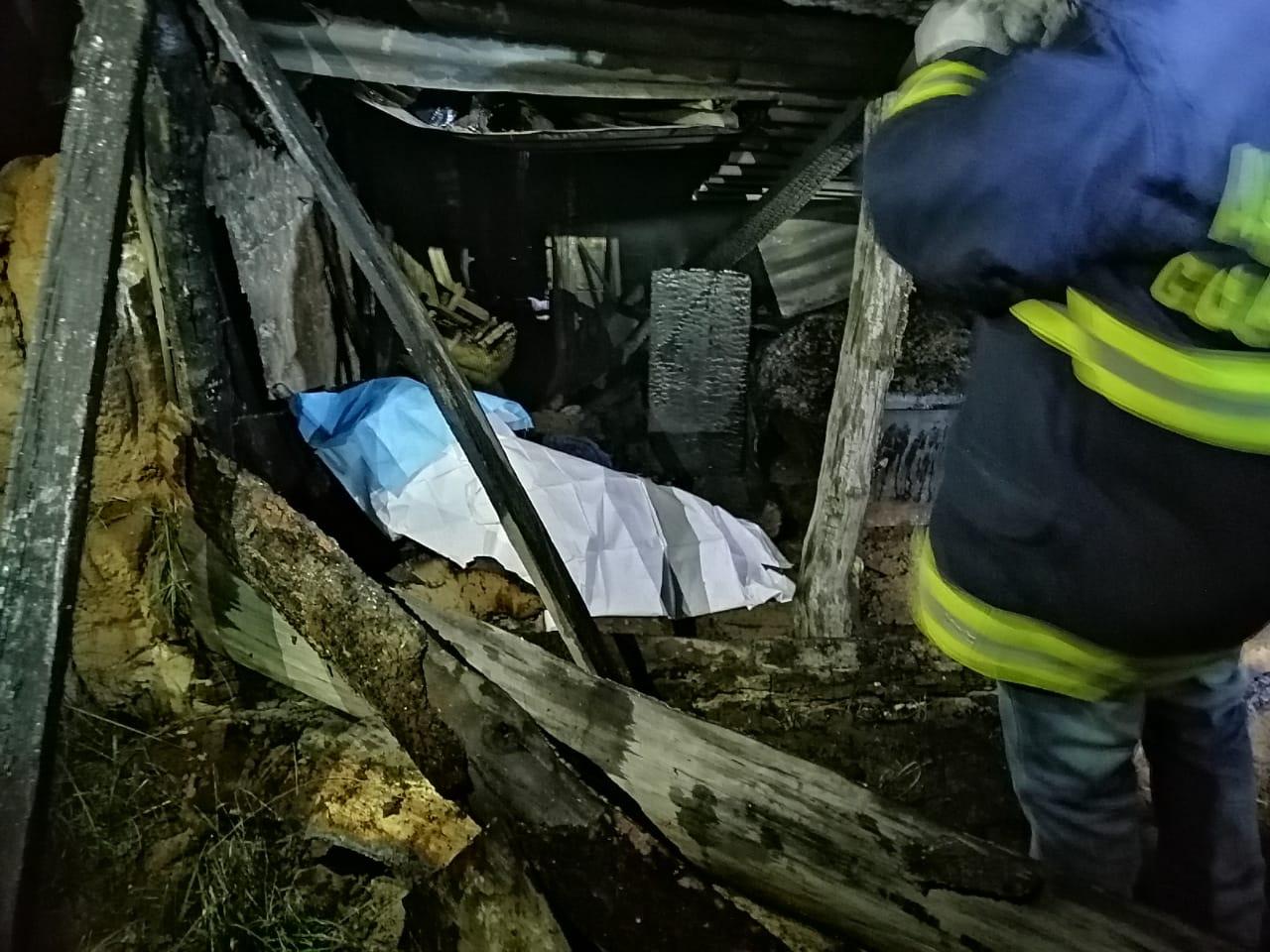 Anciana muere calcinada en incendio ocurrido en Totonicapán