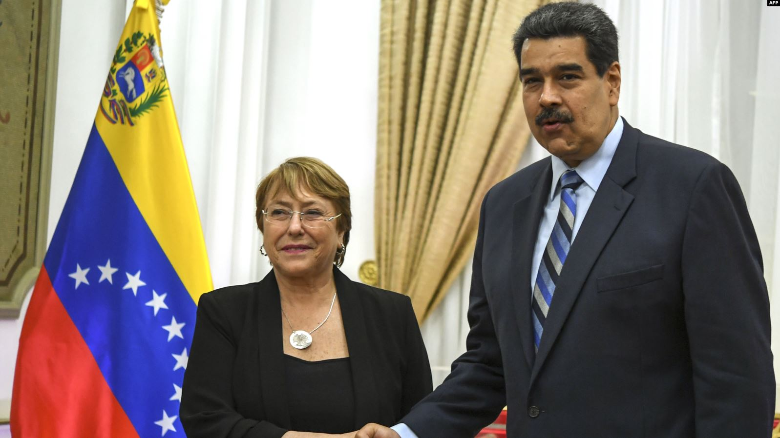 Bachelet exige investigación «profunda» sobre muerte de militar venezolano en prisión