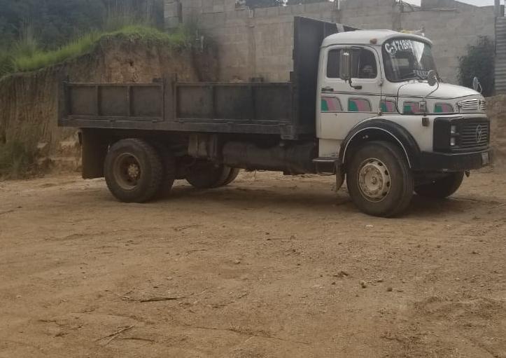 PNC ubica camión con reporte de robo