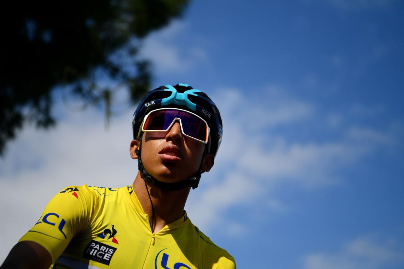 Colombia al frente del Tour de Francia