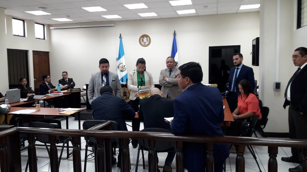 Inician pruebas de grafotecnia a colaborador eficaz en el caso de corrupción en Muni Xela