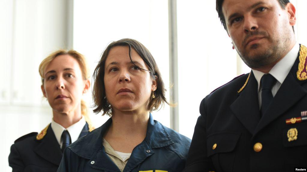Policía italiana y FBI realizan operación conjunta contra la mafia