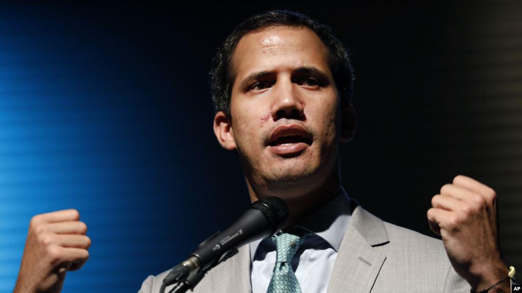 Venezuela: Guaidó convoca protestas para el 5 de julio