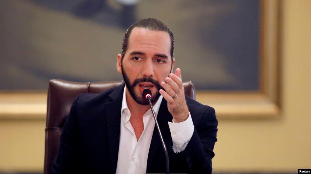 Bukele pide a EE.UU. «un trato distinto» para El Salvador