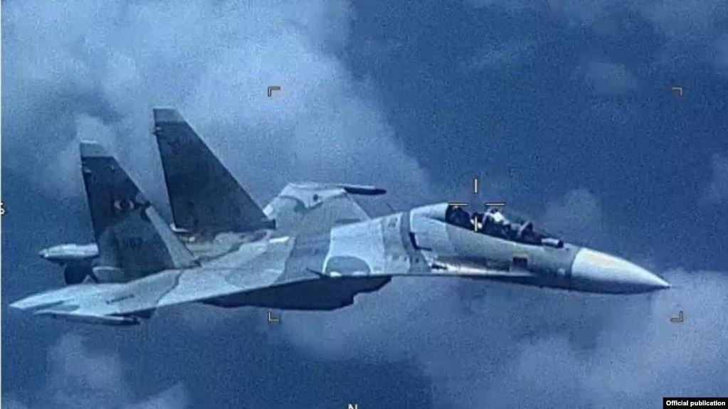 EE.UU. y Venezuela denuncian separadamente incidente aéreo sobre el Mar Caribe