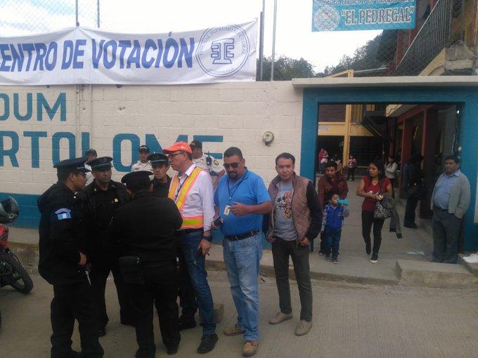 Entregarán centros educativos al TSE, para la Segunda Vuelta Electoral