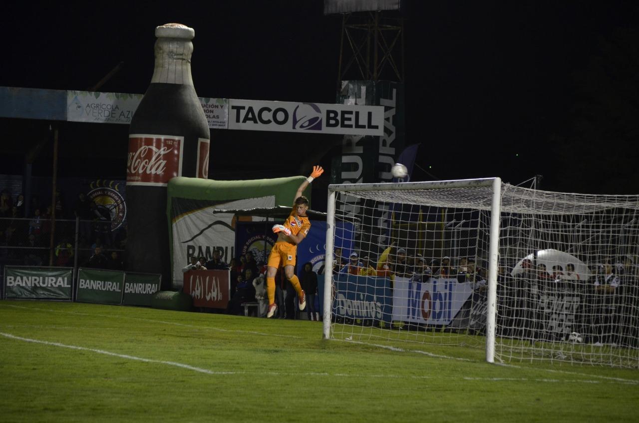 Xelajú no logra victoria en el debut del torneo Apertura 2019