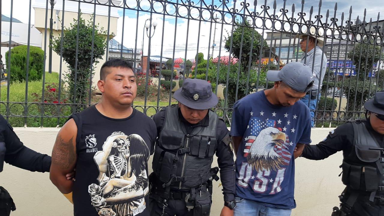 Presuntos pandilleros atentan contra bus de la ruta El Trigal