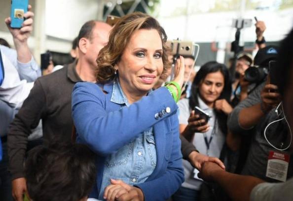 Sandra Torres sigue sin aparecer en público