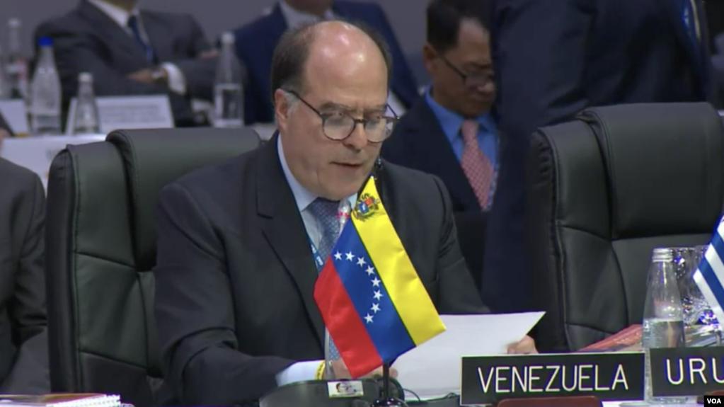 Venezuela: Grupo de Lima respalda designación de Julio Borges al frente de Relaciones Exteriores