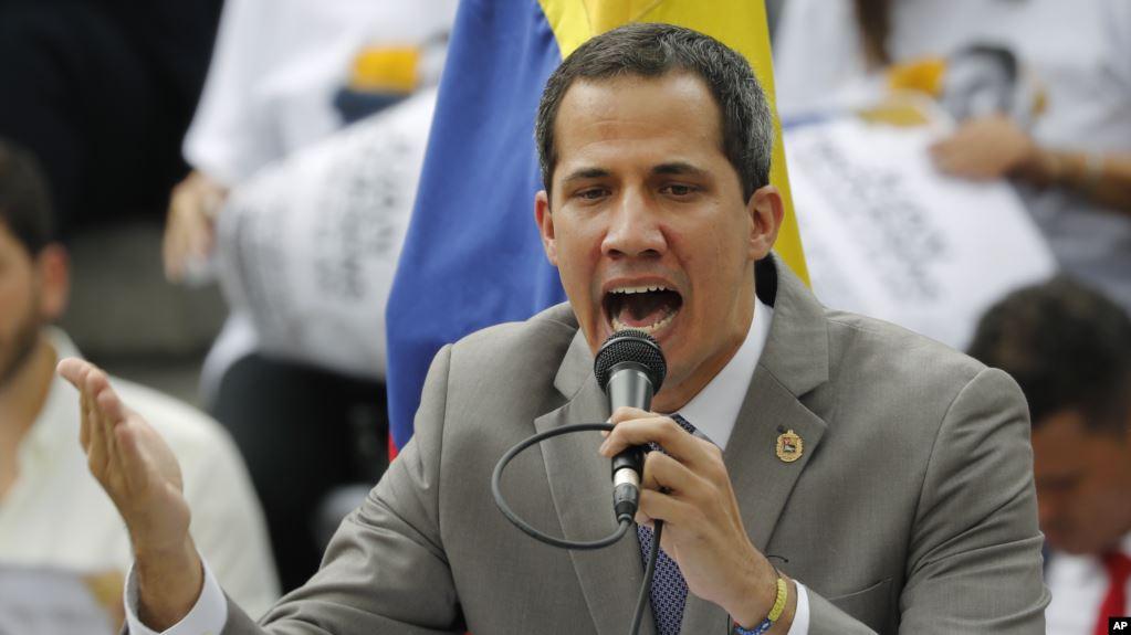 Venezuela: Guaidó denuncia que Maduro busca disolver Asamblea Nacional