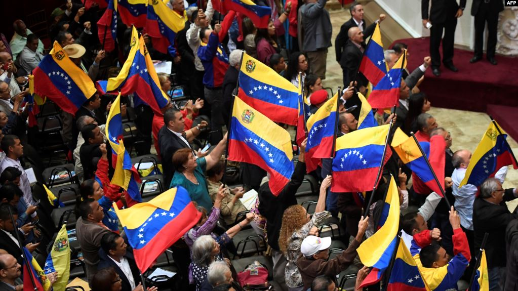 EE.UU.: Es un «ataque a la democracia» medidas de Maduro contra Asamblea Nacional
