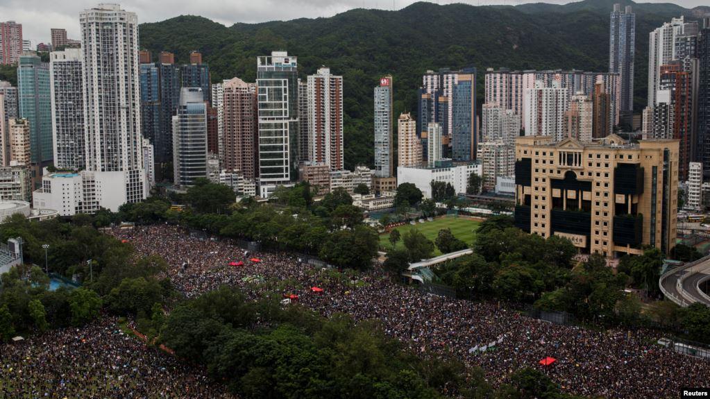 ¿Quiénes son los líderes de las protestas en Hong Kong? ¿Qué exigen?