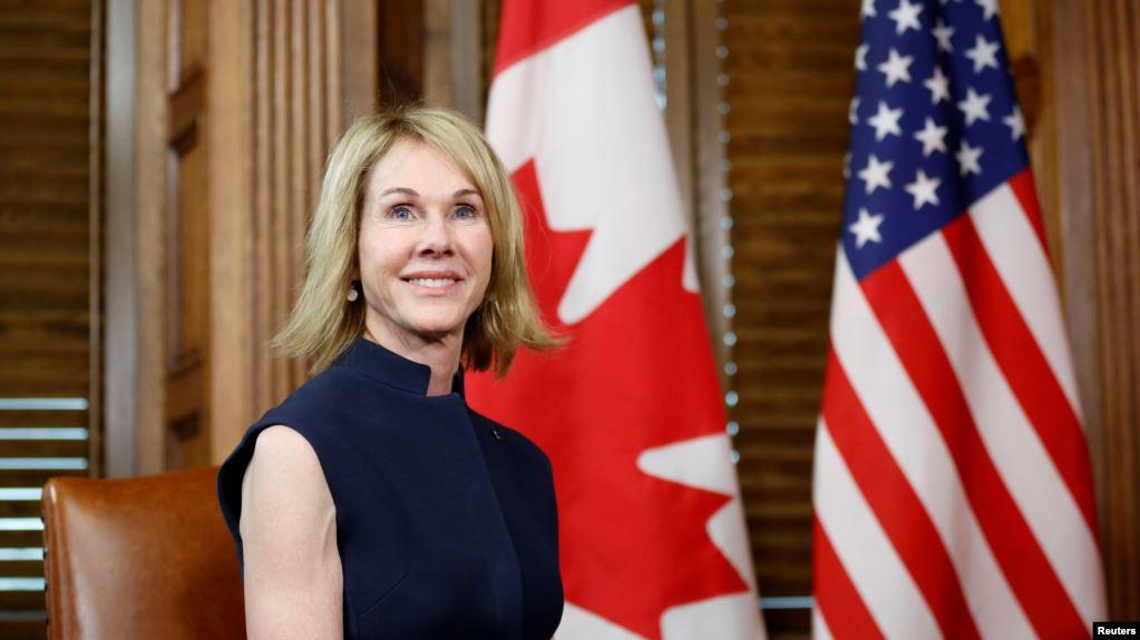 EE.UU.: Senado confirma a Kelly Craft como embajadora en la ONU