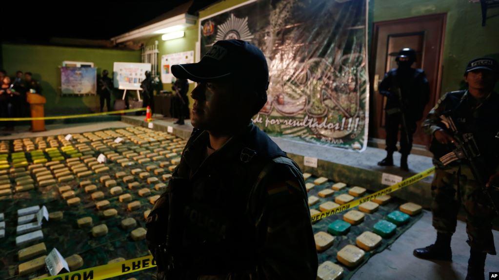 EE.UU. designa a Venezuela y Bolivia por fallar demostradamente en la lucha antinarcótico