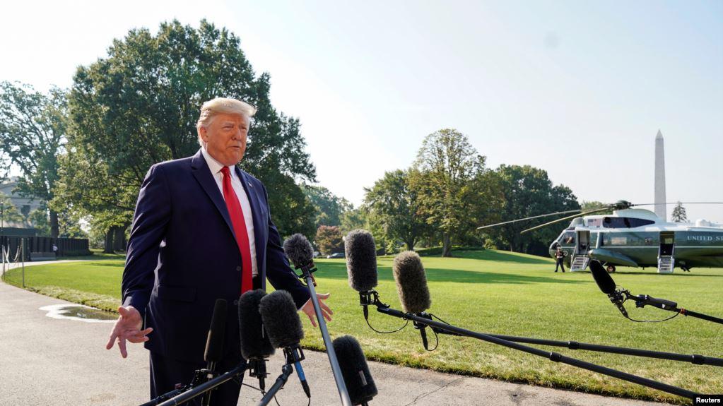Trump sobre la Fed: «Muy orgullosa para admitir sus errores»