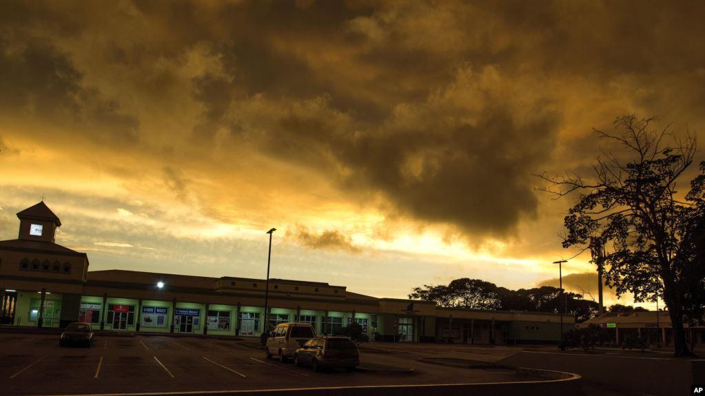 Tormenta tropical Dorian amenaza Puerto Rico