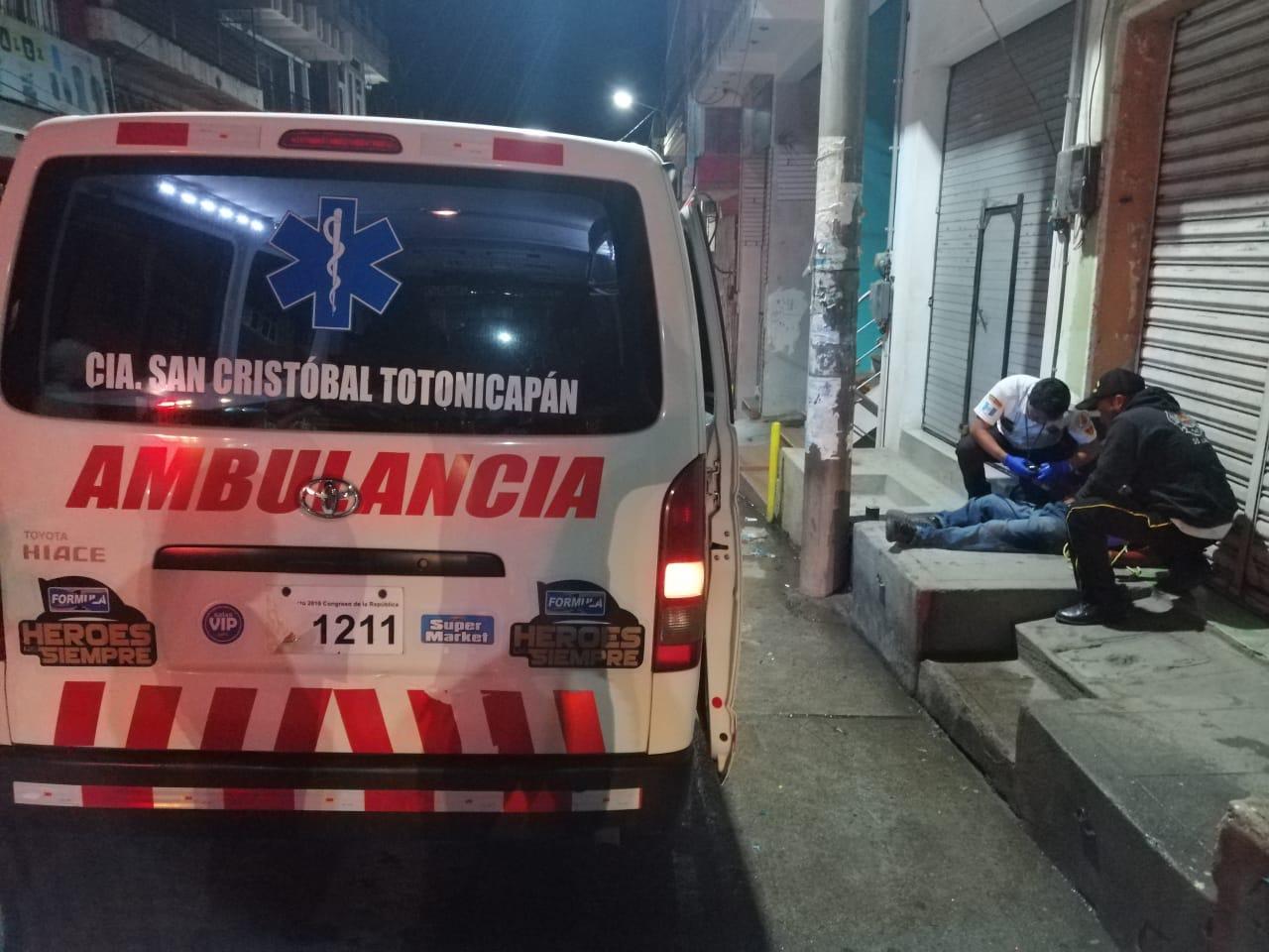 No logran identificar a fallecido en San Francisco El Alto