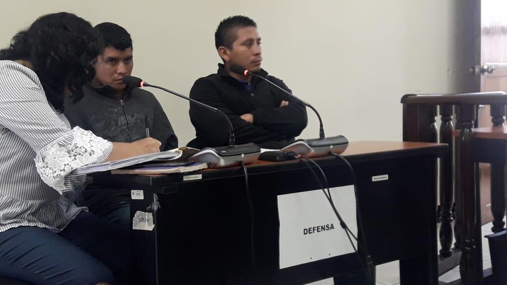 Presuntos asaltantes enfrentarán juicio