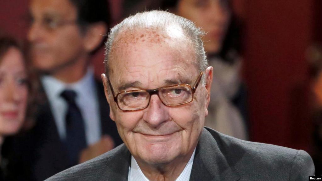 Muere el expresidente de Francia Jacques Chirac a los 86 años