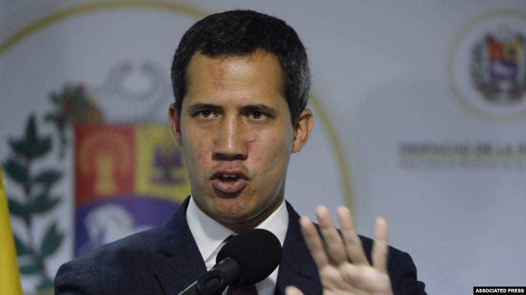 Guaidó critica acuerdo de diálogo de parte de la oposición con Maduro