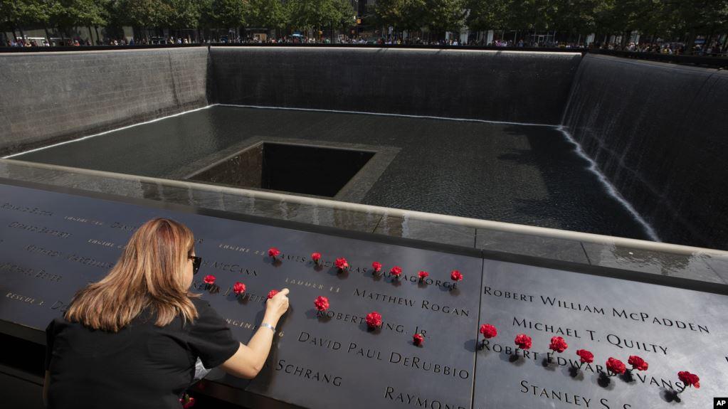 EE.UU. recuerda el 9-11 en medio de controversia por conversaciones de Trump con el Talibán
