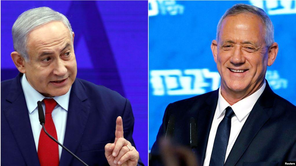 Resultado de elección en Israel es muy ajustado para proclamar un vencedor