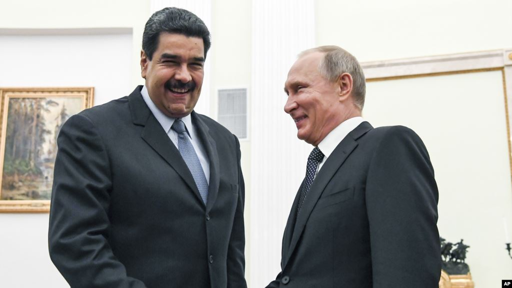 Maduro y Putin se reunirán en Moscú enfocados en un «mundo pluripural»