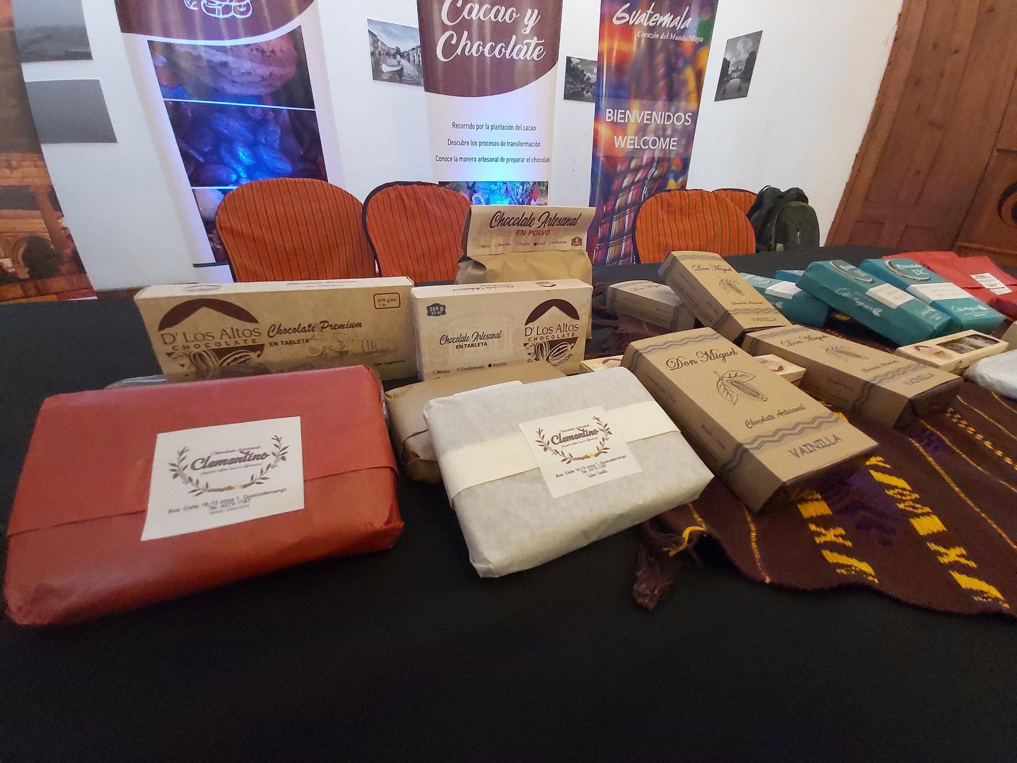¿Cuándo será el festival del chocolate en Quetzaltenango?