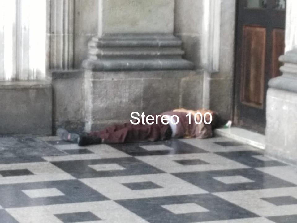 """El Zacapa"" muere afuera de la Muni de Xela"