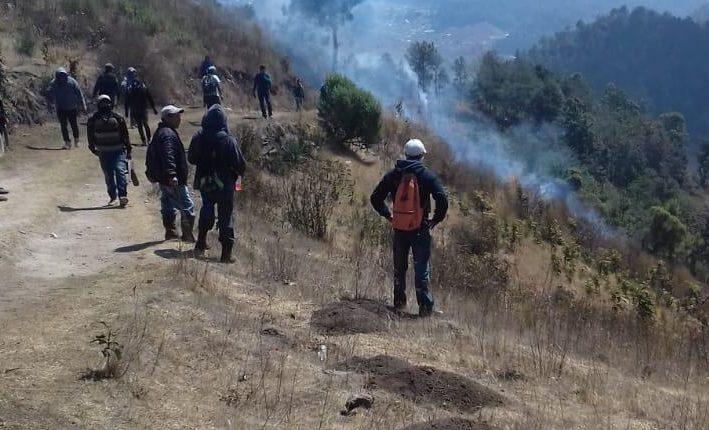 Tres heridos deja enfrentamiento armado en Sololá